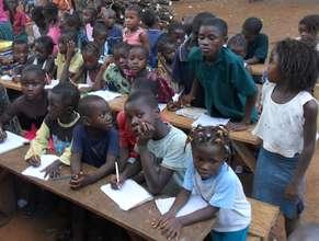 children at Door of Hope
