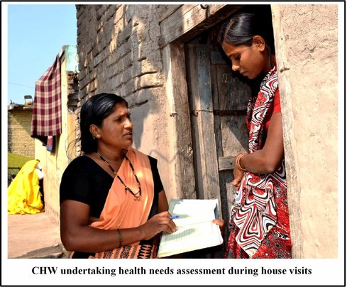 Married Adolescent Girls are receiving services