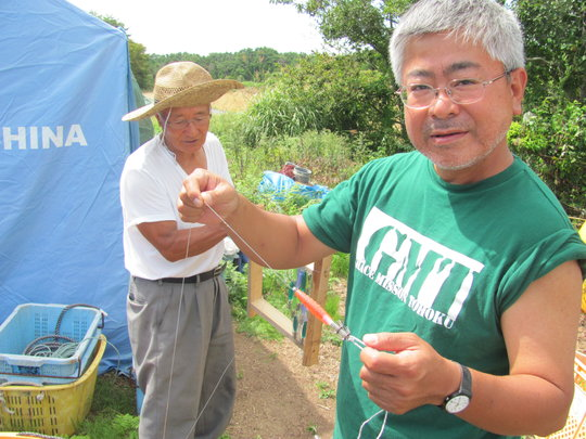 Rebuilding Fishing Communities in Japan