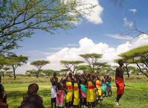 Samburu Dancers