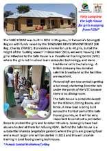 Safe house brochure (PDF)