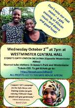 Westminster Central Hall Event Oct 2nd (PDF)