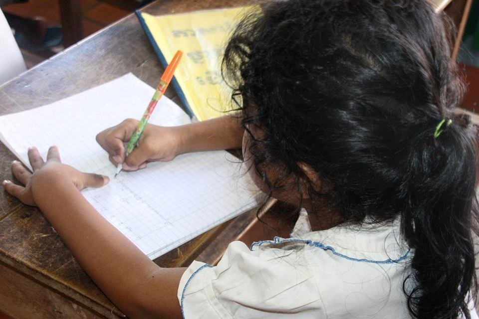 Children like Sinat can study better if not hungry