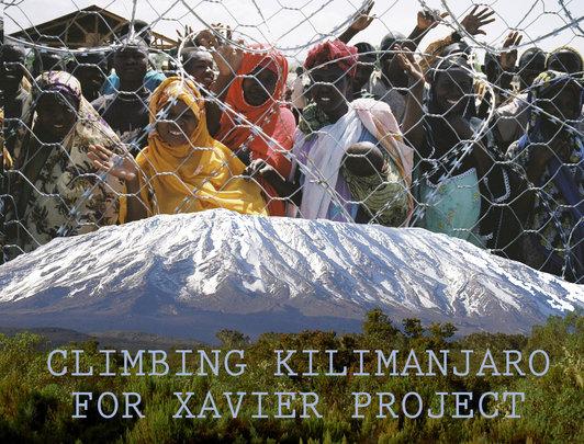 James, Nick & Paddy Climb Kili for Xavier Project