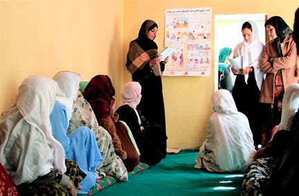 Support Health Service Provision to North Afghans