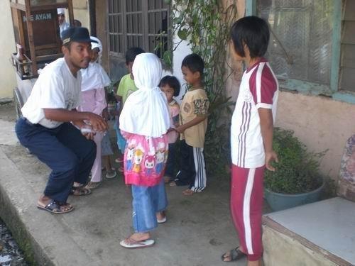 Humanitarian Aid for West Sumatra Earthquake