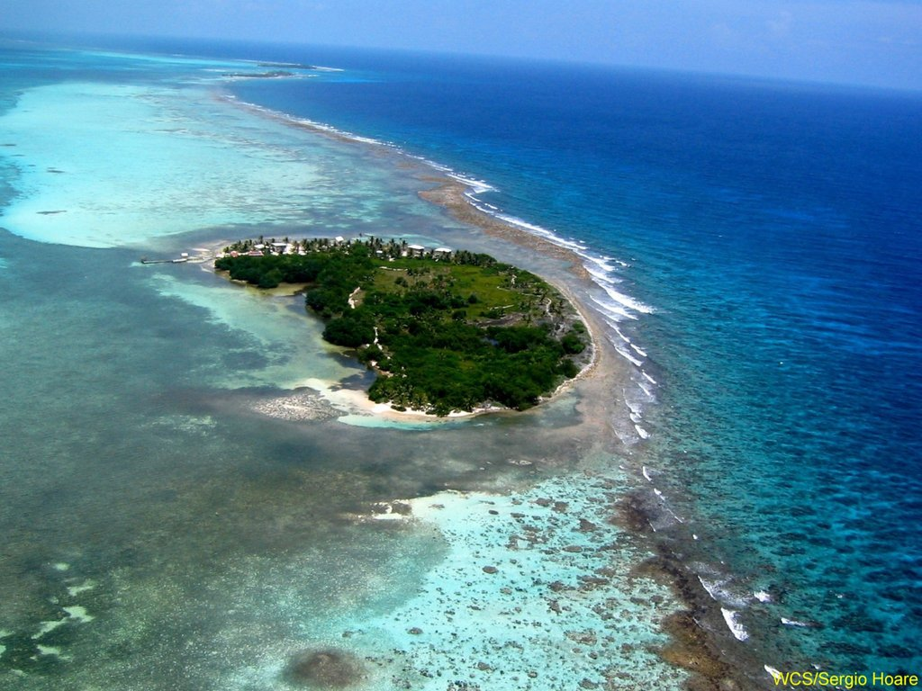Glover's Reef Research Station, Belize