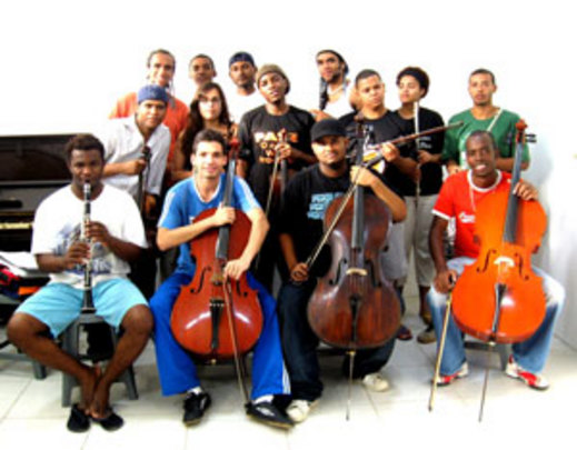 Music Brings Hope and Opportunity to Youth in Rio