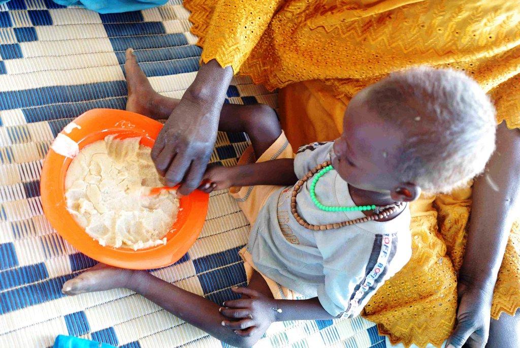 Give Health & Hope to Kids in Darfur