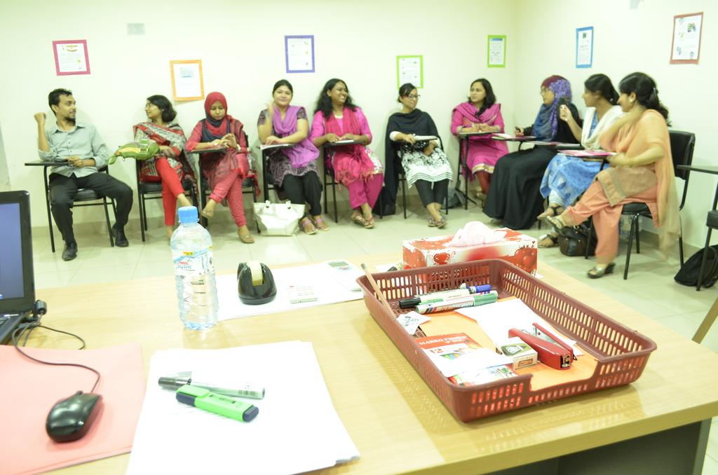 Training on Professional Development of Teachers