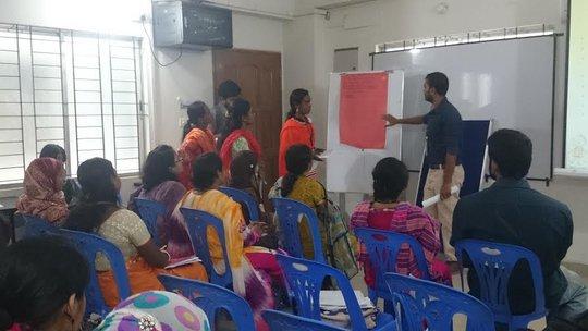 New Teachers Training