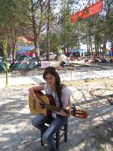 Syuzi is our volunteer in Gandzaqar community
