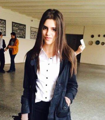 Project leader Nare Gareginyan