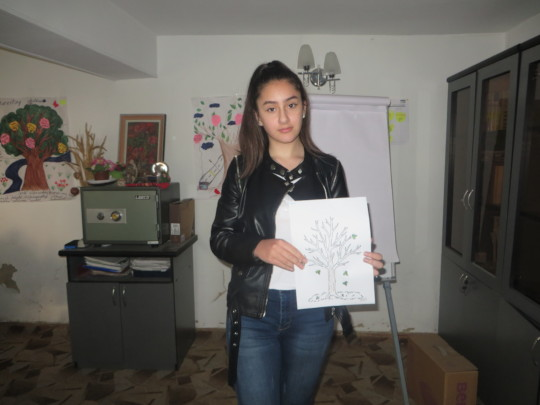 Our new beneficiary, Gohar