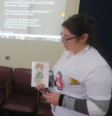 Mary shares her creative story