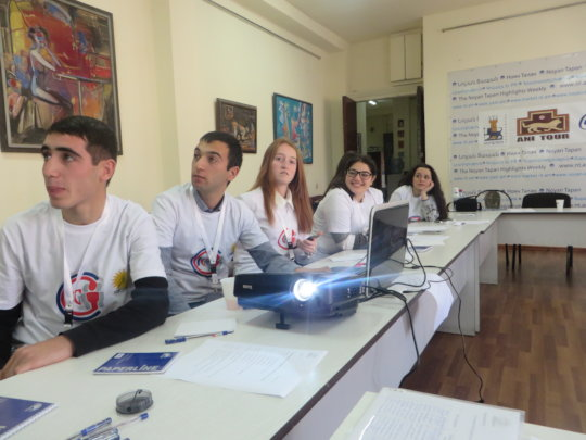 ICT as a Tool for Young Voices