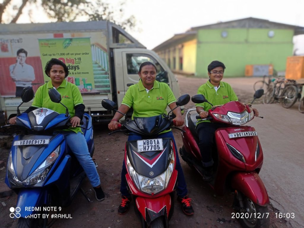 Help Women in India Become Professional Drivers