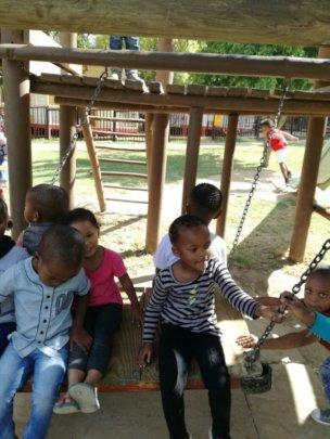 Mfuleni students