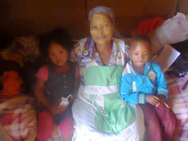 Mila, Zizo and their late granny