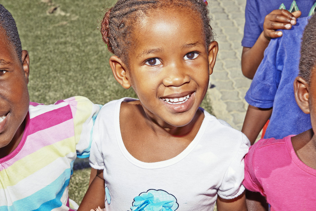 School for 25 at-risk children in South Africa