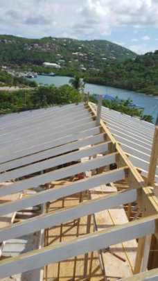 SEA Roof Structure