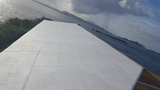 SEA Finished Roof
