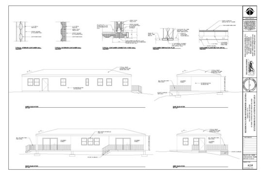 Architectural Drawing2