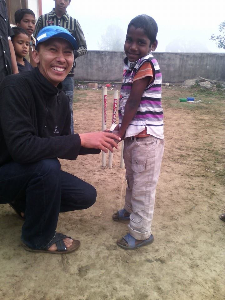 Nepal Street Children's First Cricket Tournament