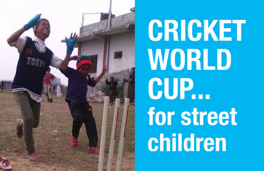Nepal Street Children's First Cricket Tournament