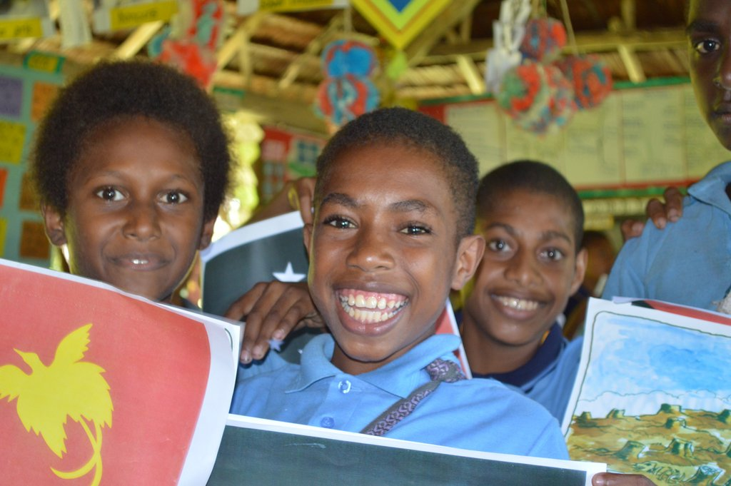 Sharing the Future - Young Papua New Guineans