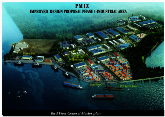 The controversial PMIZ in Madang Papua New Guinea