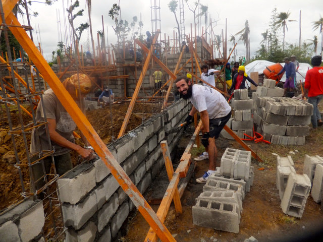96 Permanent Homes for Haiyan Survivors