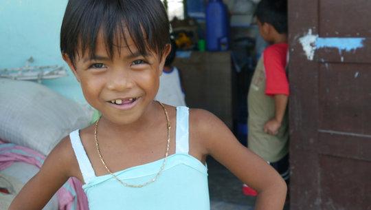 96 Permanent Homes for Haiyan Survivors