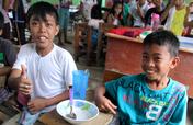 Start 1,000 Gardens in Tacloban