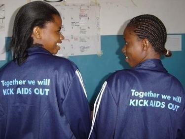 Training in HIV/AIDS for 40 girls in Kilifi