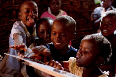 Return 30 street children from Kibera to School