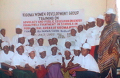 Education Support and services for OVCs in Kigoma
