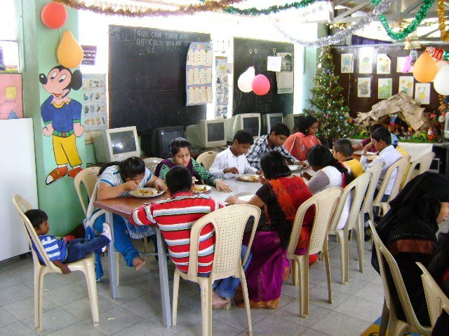 Mid day Meals for Disabled Children