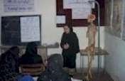 Founding an Afghan Women's University