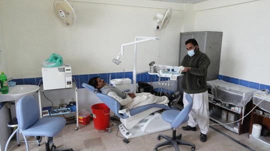 Chikar Center Dental Unit