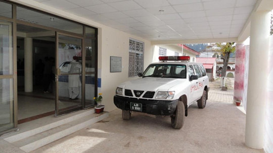 Chikar Center Ambulance