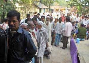 Patients' Queue in our health care centre