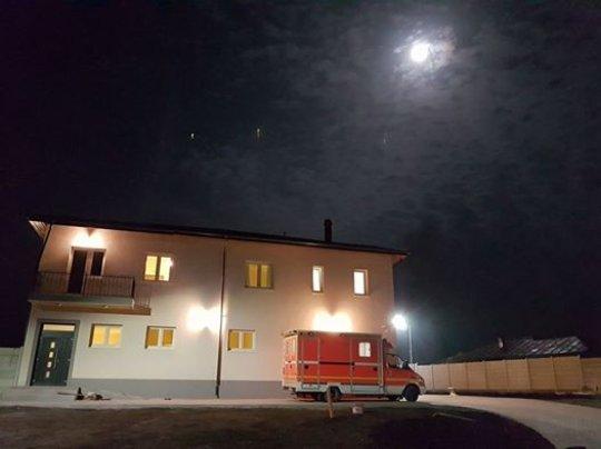 Center of Hope, Ilfov County near Bucharest