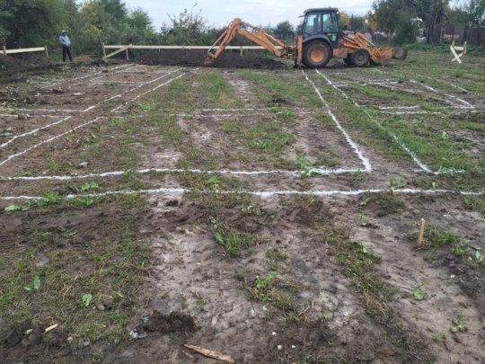 ground breaking has begun on new HAH center