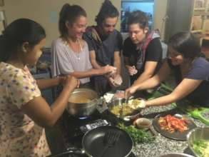 New offering of Myanmar Cooking Classes!!!!