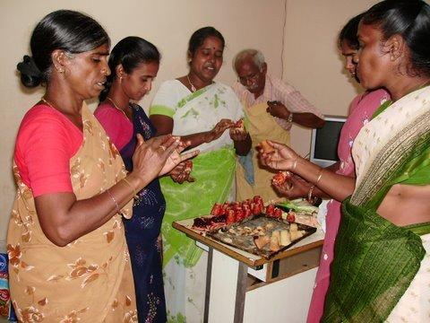 Income Generation Bakery training