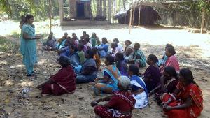 Village level Women's Meeting