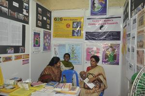 Our Stall in Seva Mela Fundrasing exhibition