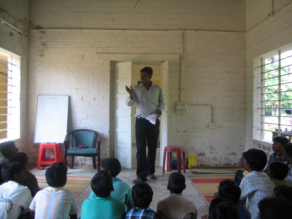Lifeskill and sexuality education for boys