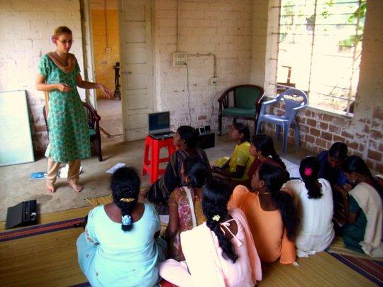 Ms.Jonna Vogl- Video Workshop